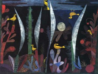 Paul-klee-landscape-with-yellow-birds-1923