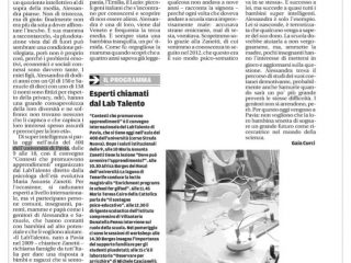 La Provincia Pavese: Piccoli geni, com'è difficile la vita – il convegno a Pavia