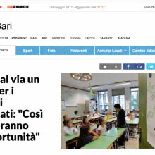 """Repubblica: Scuola, al via un piano per i bambini plusdotati: """"Così diventeranno un'opportunità"""""""