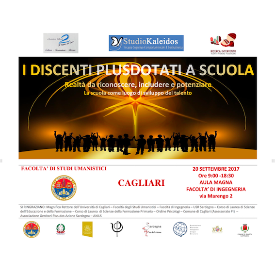 20 settembre Convegno a Cagliari