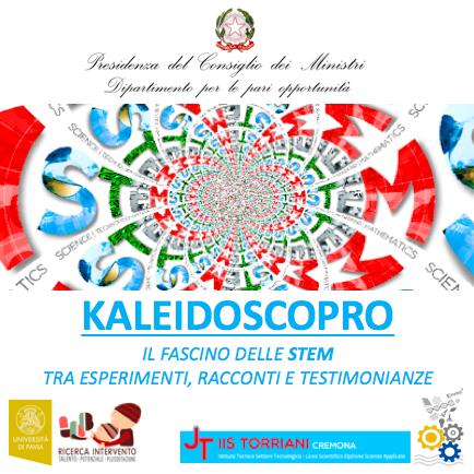 KALEIDOSCOPRO: il fascino delle STEM