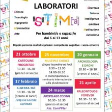 Locandina Laboratori STIMA 2017-2018bis