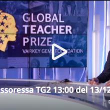 La prof.ssa Carimali tra i finalisti del GLOBAL TEACHER PRIZE