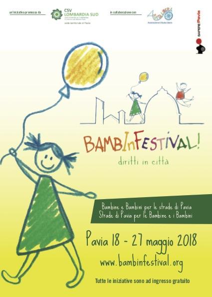 LabTalento a BAMBINFESTIVAL 2018