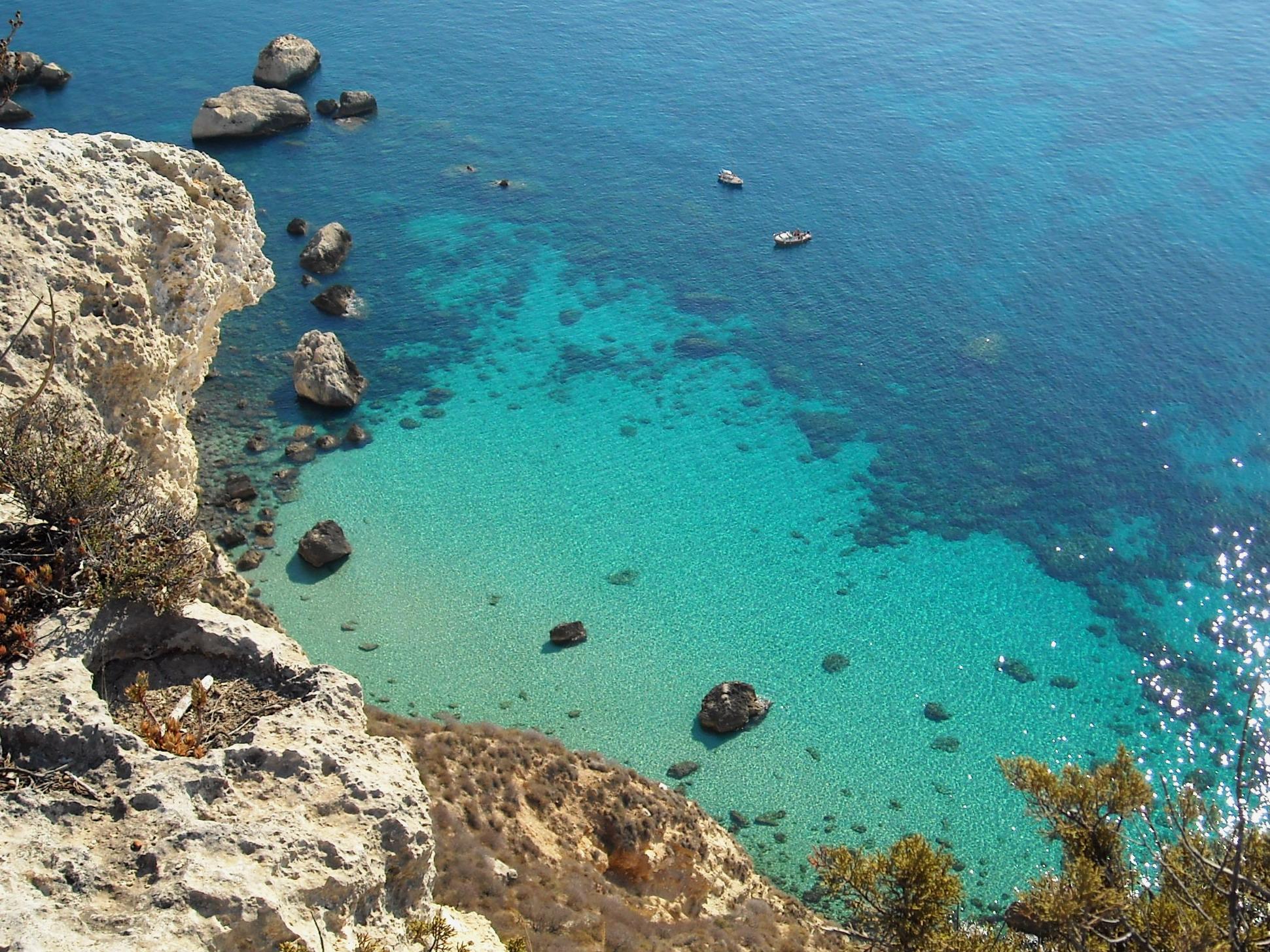 Cagliari mare