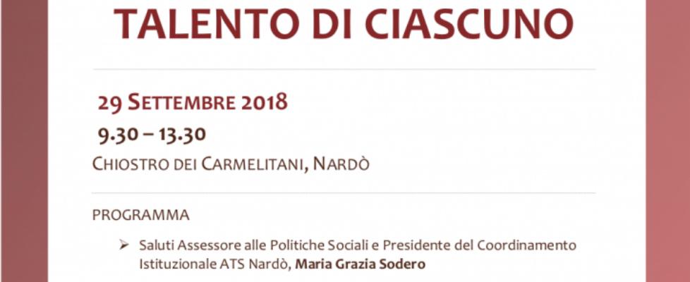 Locandina 29.10.2019 Nardò - Lecce