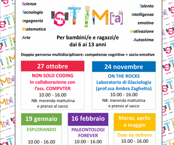 Locandina Laboratori STIMA as2018-2019