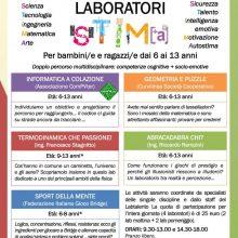 Locandina 2019 congresso - laboratori