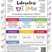 Locandina Laboratori STIMA as2019-2020