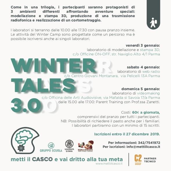 LabTalento Winter Parma 2020b