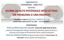 Conferenza Biella 5 febbraio 2020