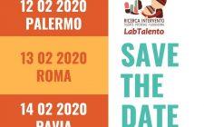 Save the date febbraio 2020