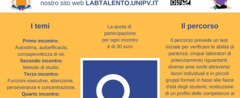 Locandina laboratori metacognitivi IV edizione