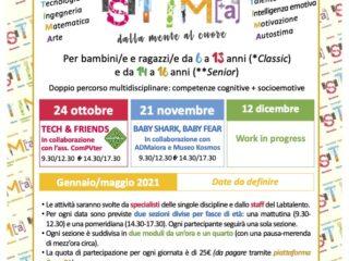 Locandina Laboratori STIMA as2020-21