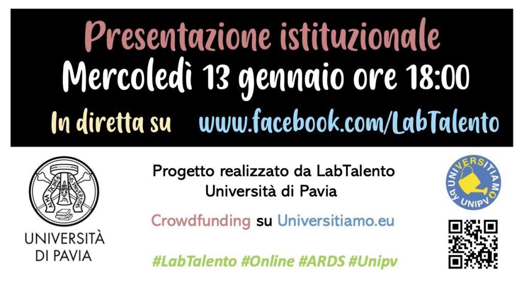 banner ARDS presentazione 13 gennaio 1