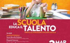 Talento 2 marzo 2021 Uni Mediterranea